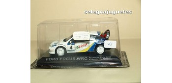miniature car Ford Focus WRC Acropolis 2003 Martin Park escala