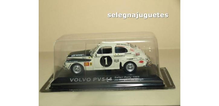 Volvo PV544 Safari Rally 1965 Singh escala 1/43 Altaya Coche metal miniatura
