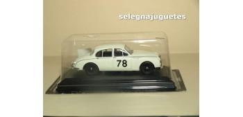 miniature car JAGUAR MKII FRANCIA 60 CONSTEN - BLISTER - IXO