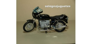 lead figure Bmw R100S escala 1/18 Welly moto