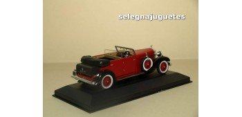 coche miniatura Hispano Suiza H6C 1934 1/43 coche miniatura