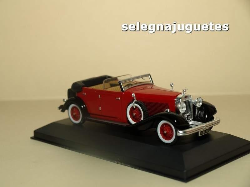 Suiza Coche H6c 143 Miniatura Hispano 1934 kwn8O0P