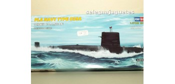 Pla Navy Type 039A submarino escala 1/700