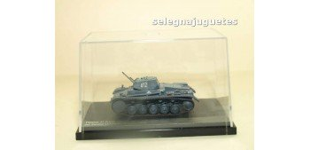 Panzer II Ausf. C 6th división Francia 1940 escala 1/72 Hobby Master