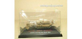M1A1 MBT W/BSC escala 1/144 Trumpete maqueta miniatura