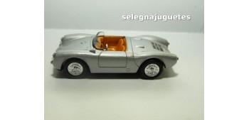 Porsche 550A Spyder (sin caja) escala 1/43 Cararama coche miniatura metal