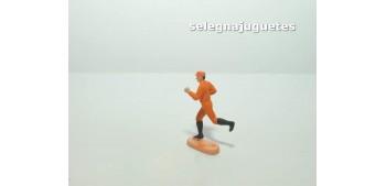 Mecánico corriendo escala 1/43 cararama (Artículo sin caja)