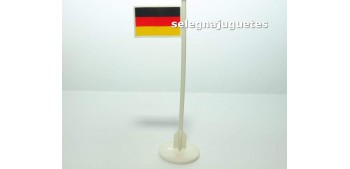 Banderola Alemania escala 1/43 cararama (Artículo sin caja)