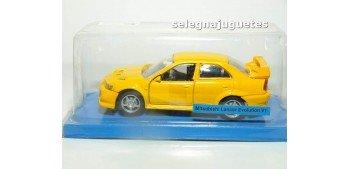 Mitsubishi Lancer Evolution V1 (blister) escala 1/43 Cararama coche miniatura metal Cararama