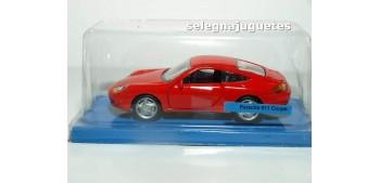miniature car Porsche 911 coupe (blister) escala 1/43 Cararama