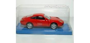 Porsche 911 coupe (blister) escala 1/43 Cararama coche miniatura metal