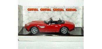 Bmw Z8 rojo escala 1/43 Guisval