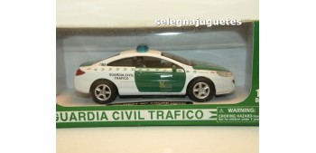 coche miniatura Peugeot 407 coupe 2005 Guardia Civil Trafico