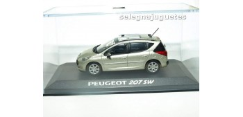 Peugeot 207 Sw escal 1/43 Norev