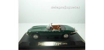 Jaguar E-Type 1971 escala 1/43 Yat ming coche metal miniatura