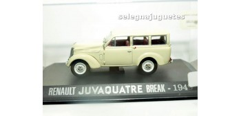 RENAULT JUVAQUATRE BREAK 1949 - 1/43 UNIVERSAL HOBBIES