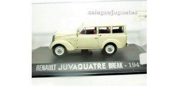 RENAULT JUVAQUATRE BREAK 1949 - 1/43 UNIVERSAL HOBBIES