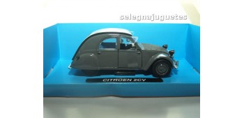 Citroen 2CV escala 1/32 New Ray coche en miniatura New Ray