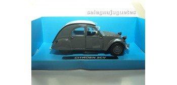 Citroen 2CV escala 1/32 New Ray coche en miniatura