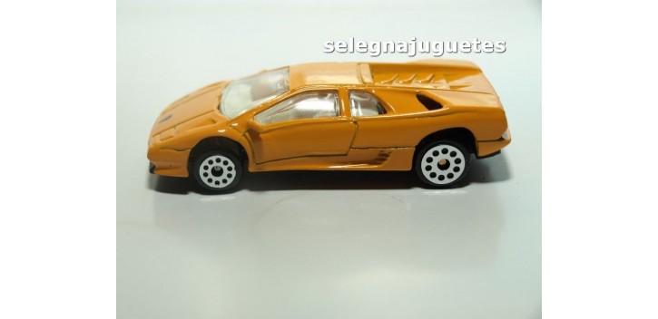 Lamborghini escala 1/64 Motor Max coche miniatura metal