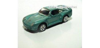 PORSCHE 959 escala 1/64 MOTOR MAX