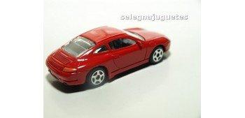 Porsche 911 1/64 Motor Max coche metal miniatura