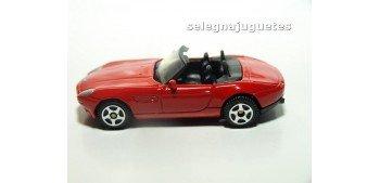 Bmw Z8 escala 1/64 Motor Max coche miniatura metal