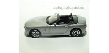 Bmw Z4 escala 1/64 Motor Max coche miniatura metal
