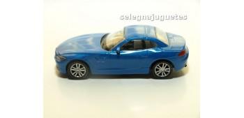 miniature car BMW Z4 1/60 Rmz coche metal miniatura