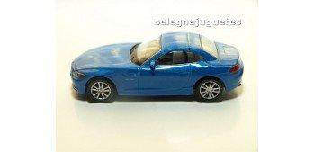 BMW Z4 1/60 Rmz coche metal miniatura