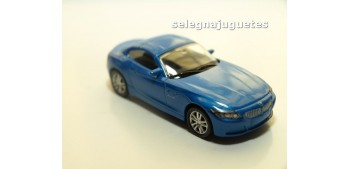 coche miniatura BMW Z4 1/60 Rmz coche metal miniatura