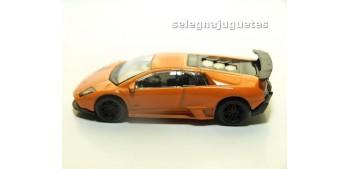 coche miniatura Lamborghini Murcielago Lp 670-4 SV 1/60 Rmz