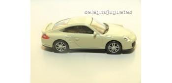 miniature car Porsche 911 Turbo 1/60 Rmz coche metal miniatura