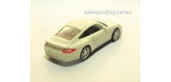 coche miniatura Porsche 911 Turbo 1/60 Rmz coche metal miniatura