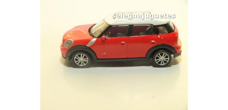 Mini Cooper S Countryman escala 1/60 Rmz coche metal miniatura