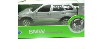 Bmw X5 escala 1/60 Welly coche metal miniatura