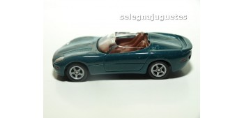 Jaguar XK180 escala 1/60 Welly coche metal miniatura