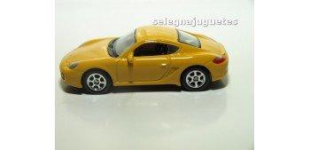Porsche Cayman S escala 1/60 Welly coche metal miniatura
