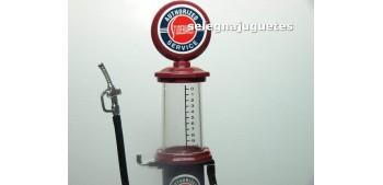 Surtidor Gasolina Studebaker escala 1/18 Yat ming Yat Ming