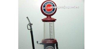 Surtidor Gasolina Studebaker escala 1/18 Yat ming