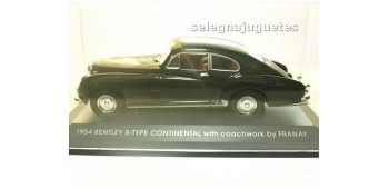 Bentley R-Type Continental with coachwork by Franay 1954 escala 1/43 Yat Ming