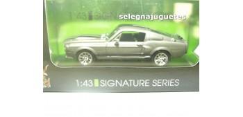 SHELBY GT-500KR 1967 VITRINA - 1/43 YAT MING