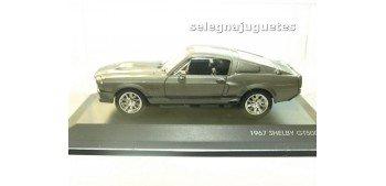 Shelby GT-500KR 1967 vitrina 1/43 Yat ming coche miniatura