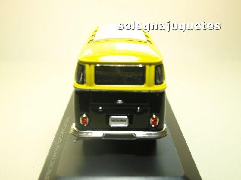 coche camion miniatura vw: