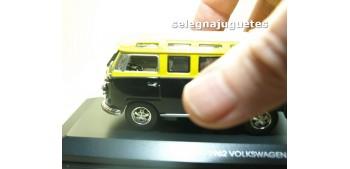 Volkswagen microbus 1962 vitrina escala 1/43 Yat ming furgoneta miniatura