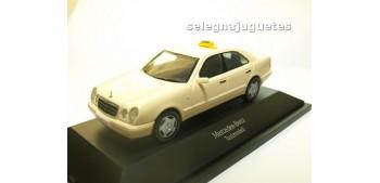 Mercedes Benz Clase E Taxi escala 1/43 Herpa coche metal miniatura