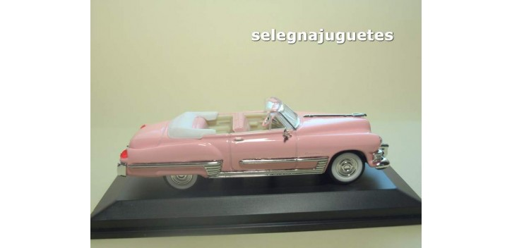 coche miniatura Cadillac Coupe de Ville 1949 Elvis Presley