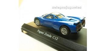 Pagani Zonda C12 escala 1/43 Motor City