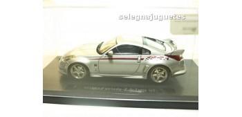 miniature car Nismo Fairlady Z S-Tune Gt escala 1/43 Ebbro
