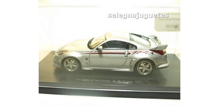 coche miniatura Nismo Fairlady Z S-Tune Gt escala 1/43 Ebbro